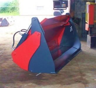 Łyżki ładowarkowe 4W1 - OTWIERANE- do koparko-ładwarek i ładowarek